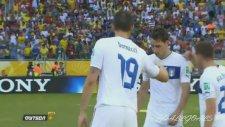 Uruguay 2-2 İtalya (2-3) Maç Özeti - Penaltılar