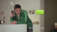 Messi'den Eğlenceli Reklam Filmi