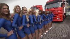 Hollanda'yı Isıtan Padok Kızları