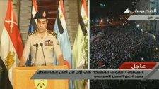 Mısır ordusundan darbe sonrası ilk açıklama
