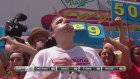 Hot Dog Yeme Rekoru - Joey Chestnut