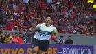Alex durmuyor! Bu sefer tavana astı ( Flamengo 2 x 2 Coritiba)