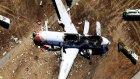 Abd'deki Uçağın Düşüş Anı Görüntüleri Ortaya Çıktı