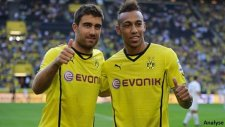 Magdeburg 0-3 Borussia Dortmund