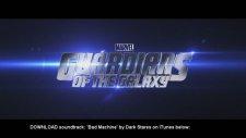 Guardians of the Galaxy Fragman (Hayran Yapımı)