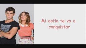 Violetta 2 - Violetta & Diego - Yo Soy Asi - Letra Testo