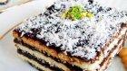 Bisküvili Kolay Yaş Pasta Tarifi