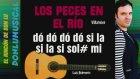 Ders: Blok Flüt Şarkısı Notaları Parmak Pozisyonları