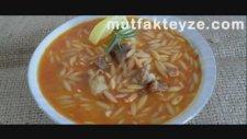 Etli Arpa Şehriye Çorbası