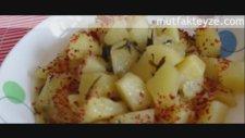 Kekikli Küp Patates Haşlama Tarifi