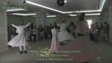 Düğünler İçin Semazen Gösterisi -bursa islami düğün organizasyonları , islami düğün organizasyonu bu
