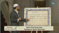 Dersimiz Kur'an-ı Kerim - Karia Suresi