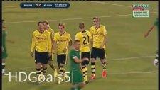 Borussia Dortmund 4-1 Bursaspor (Maç Özeti)