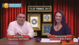 HAFTANIN BURÇ YORUMU  - (13-20 Temmuz 2013) Astrolog Oğuzhan Ceyhan | Astrolog Demet Baltacı