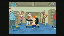 Phineas Ve Ferb ''Hiç Ritmim Yoktur'' Klibi