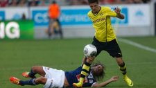 Luzern 1-4 Borussia Dortmund (Maç Özeti)