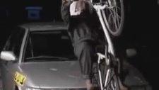 Bisiklet Kazaları İçin Airbag