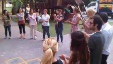 Ders: Orff Eğitimi Doğa Koleji Öğretmenleri Orff Çalışması 3