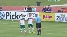 Frankfurt 5-1 Bursaspor (Maç Özeti)