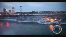 Muhteşem Niagara Şelalesi