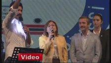 Bakan Fatma Şahin, 'Haydi Anadolu' şarkısını söyledi