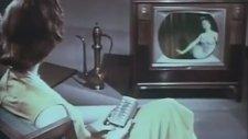 1961 Uzaktan Kumandalı Televizyon Reklamı