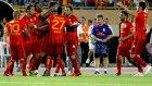 Galatasaray 3-3 Malaga (Maç Özeti)