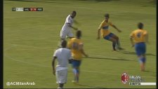 Milan 5-1 Pergolettese (Maç Özeti)