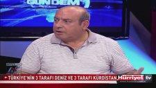 BDP'li Hasip Kaplan: Türkiye'nin 3 Tarafı Kürdistan