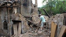 Çin'de 6.6 Şiddetinde Deprem, En Az 47 Ölü
