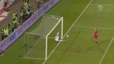 Zlatan İbrahimovic - Rövaşata Golü - Ters Açı (İsveç 4-2 İngiltere)