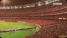 95.000 Liverpool taraftarından inanılmaz bir şov!