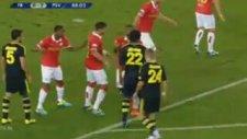 Fenerbahçe 0-2 Psv (Maç Özeti)