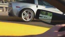 Lamborghini - Corvette Zr1 Kapışması