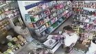 Marketteki Hırsızlık Anı Kameralara Yansıdı