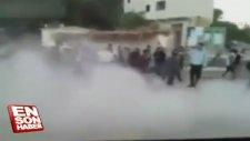 Suriyeli Muhaliflerden Tehlikeli Zafer Dansı