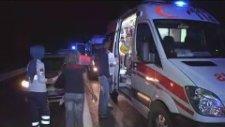 Arifiye'de Kaza: 21 Yaralı!