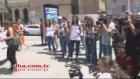 TRT Önünde Diren Hamile Protestosu!