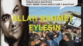 Türkülerle Bahtiyar - Emine Yavuz Dertli - Unutamadım