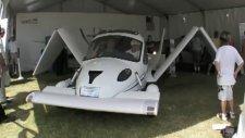 Uçan Araba Terrafugia Transition Roadable Aircraft