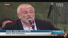 Onur Akın - Bekle Bizi İstanbul (Canlı Performans)