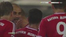 Pep Guardiola, Futbolcusuna Tokat Attı!