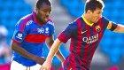 Valerenga 0-7 Barcelona (Maç Özeti)