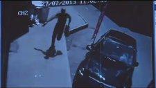 Başbakanlık korumaları hırsızları kovaladı