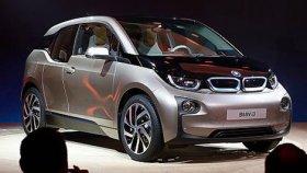 Bmw İlk Lüks Elektrikli Otomobilini Tanıttı - Corporate