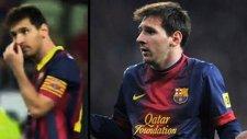 Messi Burnunu Kurcalıyor