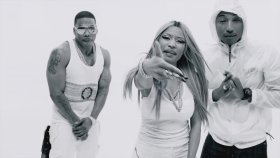 Nelly Ft. Nicki Minaj & Pharrell - Get Like Me (Explicit)