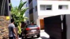 Neymar Barcelona'daki yeni evini tanıttı