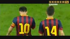 Messi Saha Ortasında Burnunu Karıştırdı