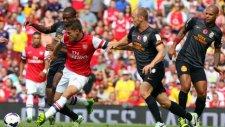 Arsenal 1-2 Galatasaray (Maç Özeti)
